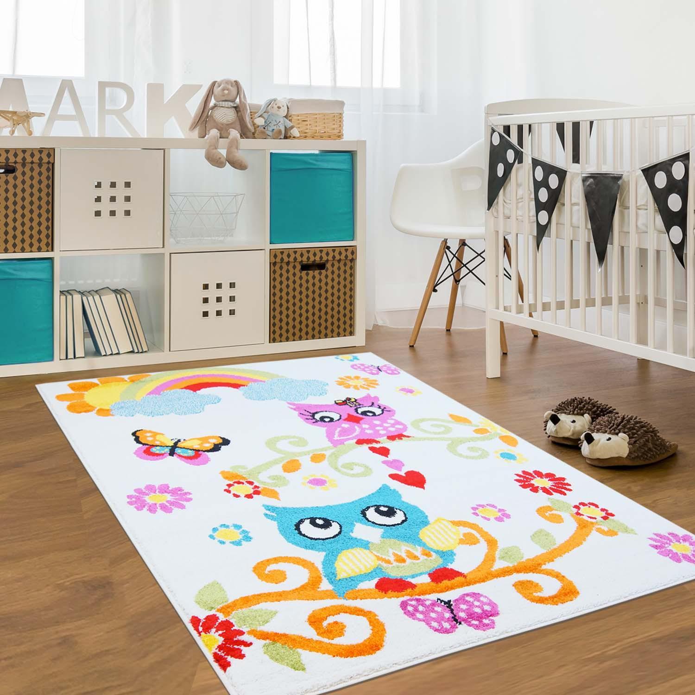 kinderteppich gr n rosa haus deko ideen. Black Bedroom Furniture Sets. Home Design Ideas
